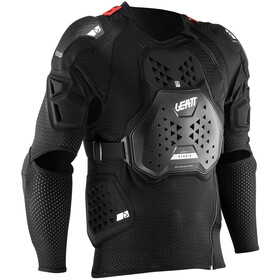 Leatt 3DF AirFit Hybrid Body Protector, zwart